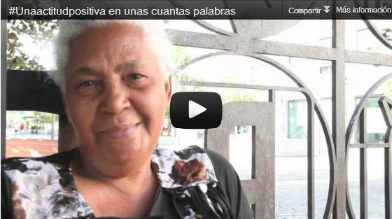 #unaactitudpositiva, el vídeo